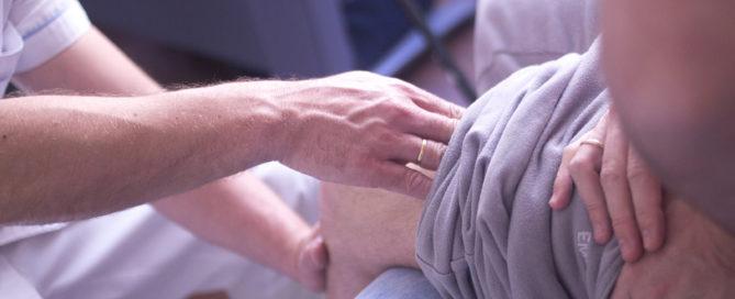 Wahlleistungsvereinbarung - Transplantation eines Spendermeniskus