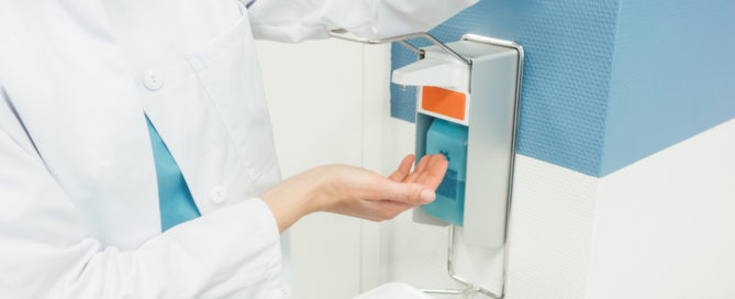 Infektion eines Patienten mit multiresistenten Keimen - grober Fehler im Hygienebereich