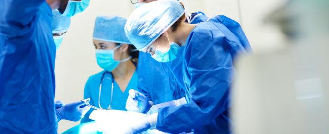 Operation unter Einsatz eines neuen technischen Geräts – Aufklärungspflicht
