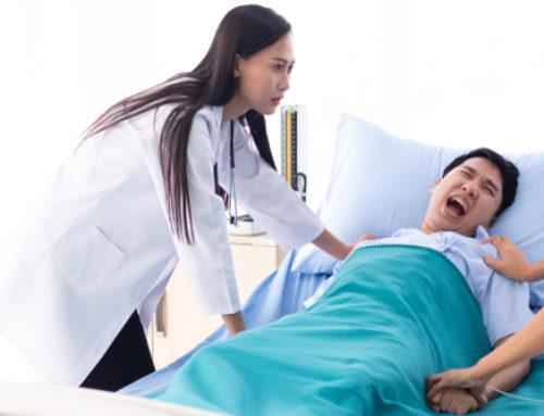 Ärztliche Zwangsmaßnahme im Rahmen der Unterbringung in einem Krankenhaus