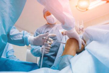 Behandlungsfehler – Nervenschädigung durch Regionalanästhesie bei Knieoperation