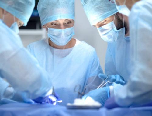 Schädigung des nervus radialis bei einer operativen Humerus-Reposition