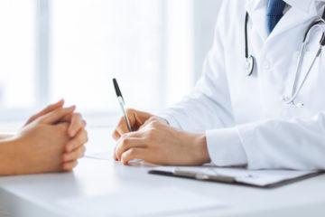 Unzureichende Risikoaufklärung vor einer Lymphknotenentfernung im Halsbereich