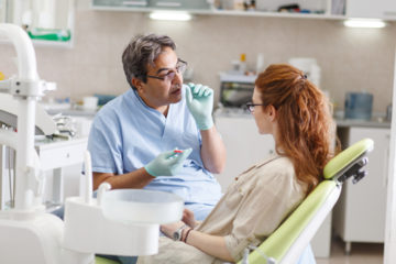 Zahnarzt – Beseitigung einer mangelhaften Behandlungsleistung