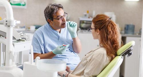 Zahnarzt - Beseitigung einer mangelhaften Behandlungsleistung