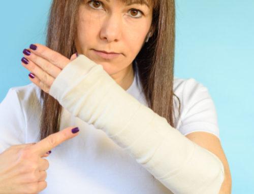 Behandlung von Frakturen der Mittelhandknochen mittels Kirschner-Drähten – Wundinfektion