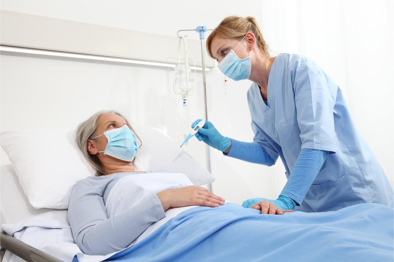 Infektion im Krankenhaus und Arzthaftung