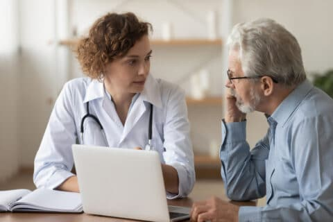 Pflichten Allgemeinarzt – Überweisung in fachärztliche Behandlung