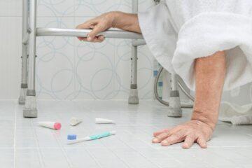Haftung Krankenhausträger beim Sturz eines unaufmerksamen Patienten