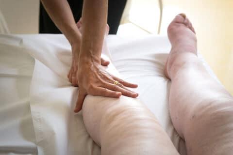 Klinik- und Physiotherapeutenhaftung - Dokumentationspflicht bei Lymphdrainage