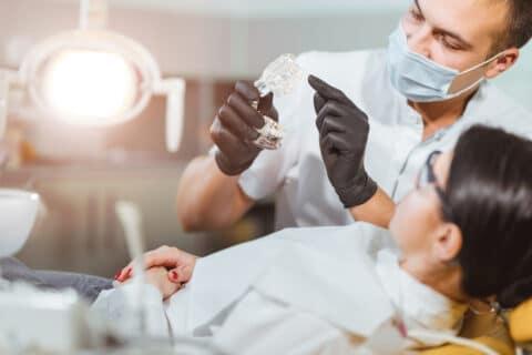 fehlerhafte zahnärztliche Behandlung - Schmerzensgeld